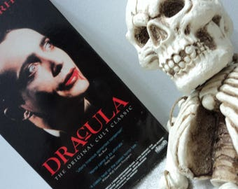 Andy Warhol's Dracula Vintage Horror Movie VHS Cassette Tape
