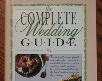 Wedding, Planning, Guide, The Complete Wedding Guide, Book