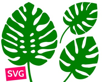 Plants, leaves SVG files
