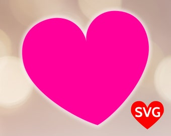 Heart SVG file