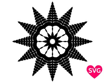 Flower SVG and clipart