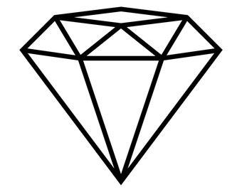 diamond svg etsy rh etsy com diamond clipart vector diamond clipart transparent