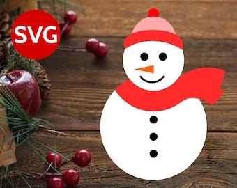 Snowman SVG