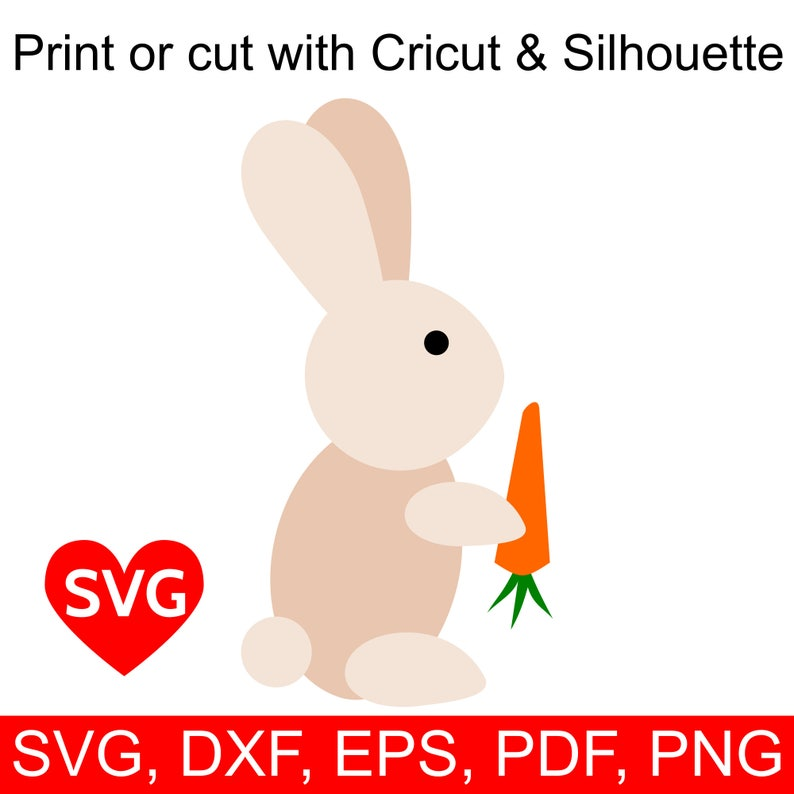 graphic regarding Easter Bunny Printable identify Easter Bunny SVG history, Printable Easter Bunny Clipart PDF, Easter Bunny DXF, Easter Bunny Clip Artwork, Easter Bunny Artwork, Easter Bunny Carrot