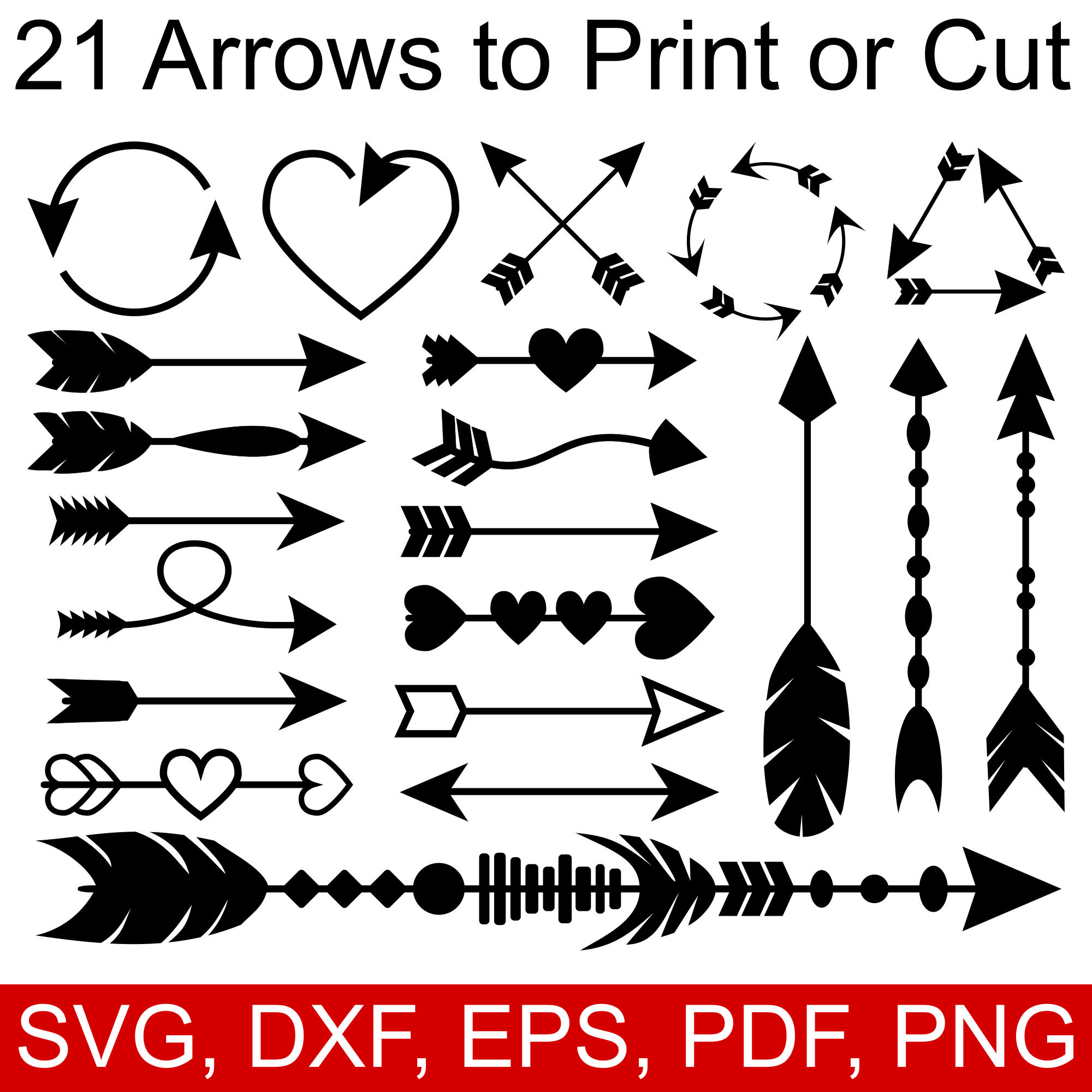 image regarding Arrow Printable known as Arrows SVG Deal with 21 Arrow SVG data files and printable