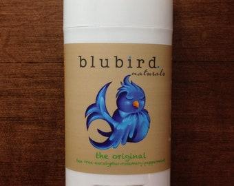The Original / All Natural Deodorant / Aluminum Free