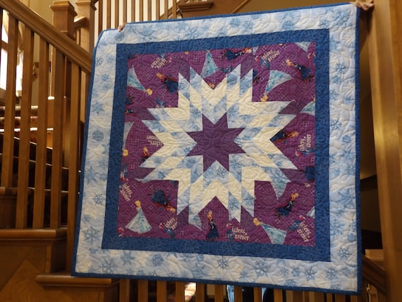 Native American Baby Star Quilt Etsy