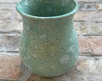 Speckled Small Vase