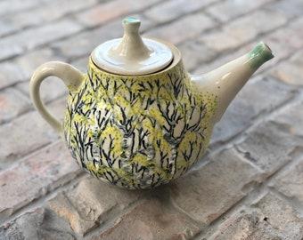 Birches Tea Pot