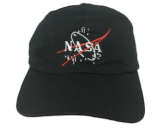 36342ab5b39ec Vintage Nasa Kennedey space center Hat FreeShipping.