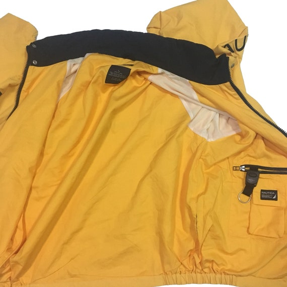 Vintage90s FreeShipping Yellow Nautica Jacket Nautica Vintage90s Yellow Jacket rw7r0q