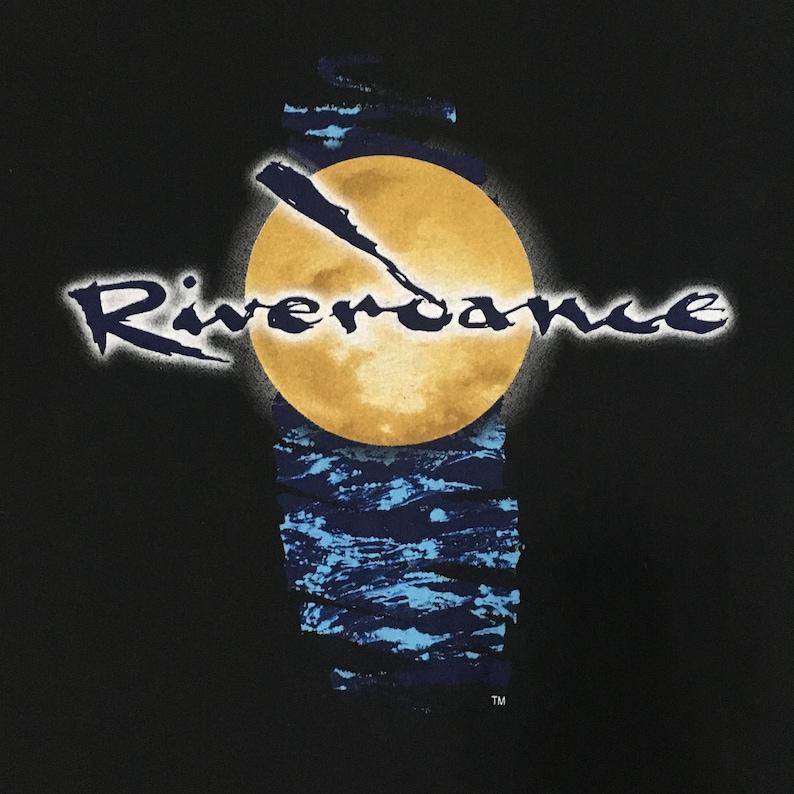 Vintage90s Riverdance T-shirt Size.L
