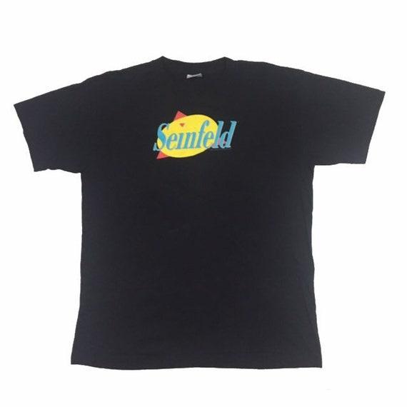 Vintage1992s Seinfeld Big Logo Sizr.XL .