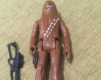 Star Wars - Chewbacca with weapon - 1977