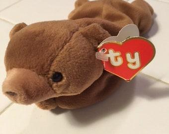 Ty Beanie Baby - Cubbie - 2nd Generation
