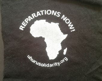 Reparations NOW! patch