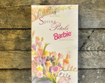 Spring  Petals Barbie