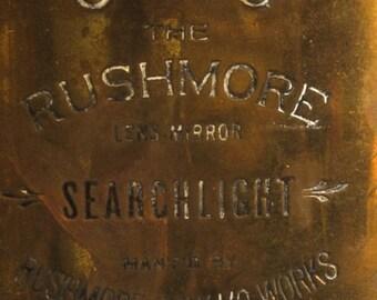Antique Rushmore Searchlight