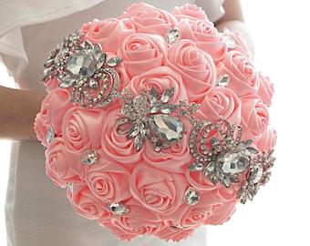 Bouquet Wawa, brooch bouquet