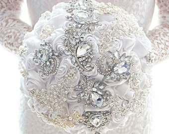 Bouquet Marion, brooch bouquet