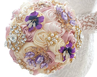 Bouquet Prima, brooch bouquet