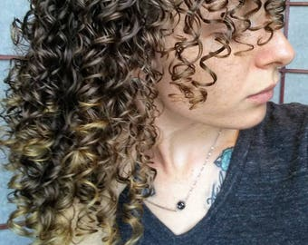 Hair Therapy Conditioner / Leave in Conditioner for Curly or Dry Hair