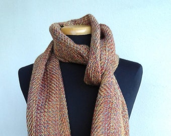 Cashmere and wool scarf. Gift FESLL