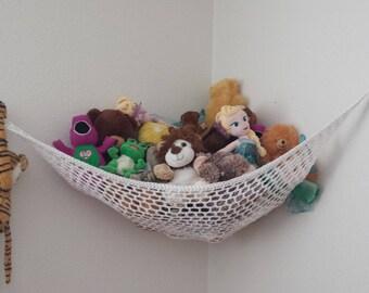 Hanging Stuffed Animal Storage | Etsy