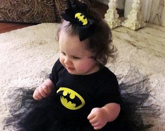 Batman Baby Girl Childrens Costume