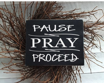 Image result for pause for prayer