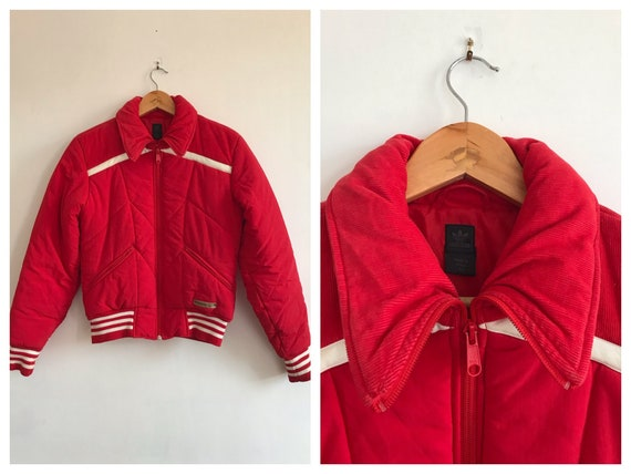 Addidas Quilted Jacket S