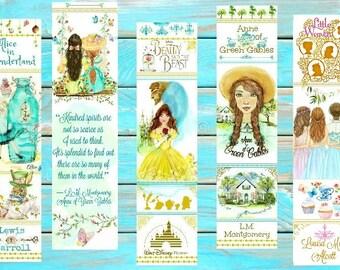 Children's Classic Books Bookmarks