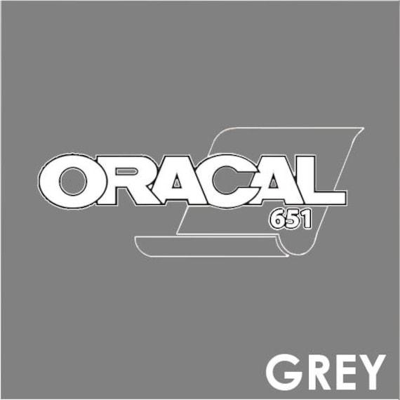 "ORACAL 651 Transparent Vinyl Wrap Film 12/"" x 5ft Roll Solvent-Based Adhesive DIY"