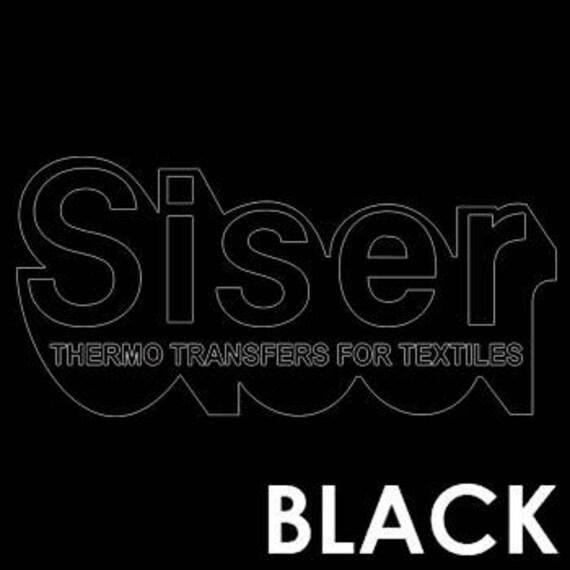 Siser Iron On Letter Heat Transfer Vinyl Roll Htv Transfer