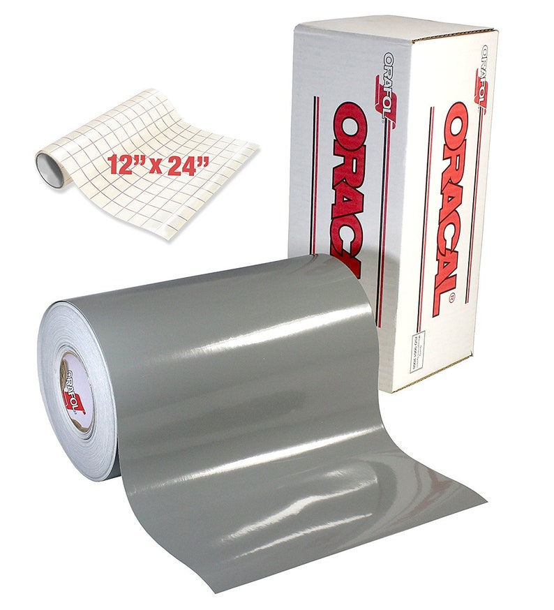 Oracal Clear Transfer Tape 12 x 6ft Roll 3 Roll Pack