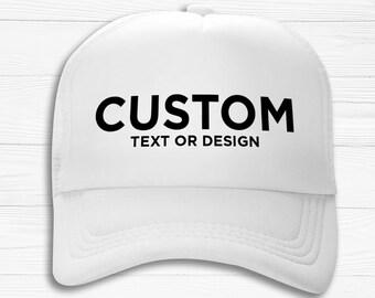 1e5485d49afc8 Custom trucker hat