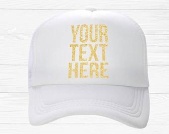 ee949397d57 Custom trucker hat
