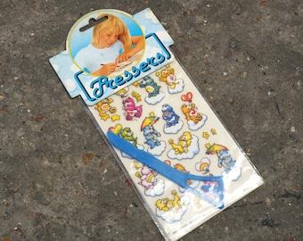 Care bears - pressers- 1983- care bears pressers