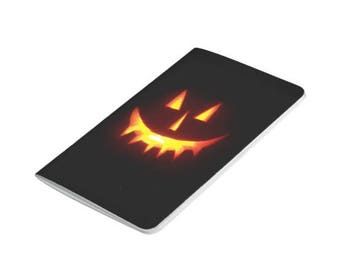 Jack-o-Lantern Pocket Notebook