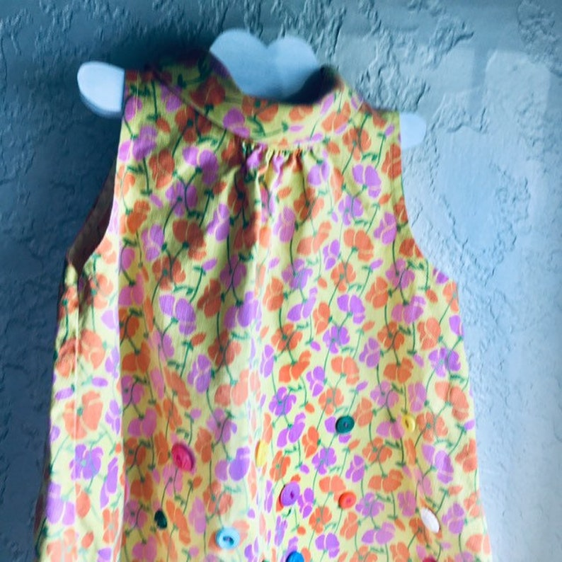 1960 retro dress -baby shower- vintage dress baby girl baby portraits heirloom  baby dress vintage kids clothes blessing dress -
