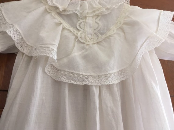 vintage dress - baby portraits - 1900s BaBY  dress