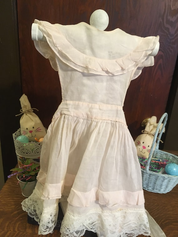 flower girl dress  -English boys shorts rompers Boys vintage outfit boys retro outfit- Pinafore dress