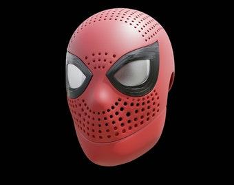 3D Printable Space Bear Face Shell