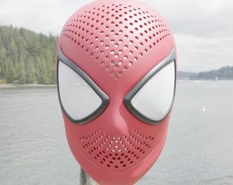 Amazing Spiderman 2 Face Shell v2 (Digital Download, 3D Printable FIle)