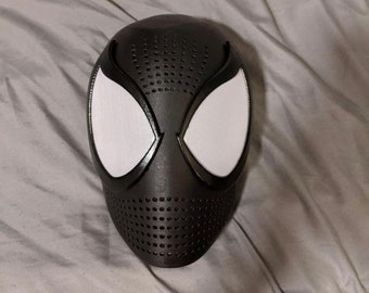Spiderman Bagley Style Face Shell (Digital Download, 3D Printable File)