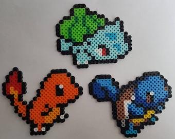 Gen 1 Pokemon Starter Sprites