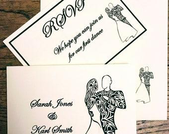 First Dance SD199 Signature Dies by Joanna Sheen
