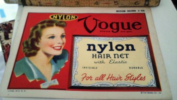 Vintage Vogue Hair-net