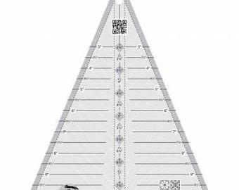 Creative Grids Spider Web Quilt Ruler # CGRKA6
