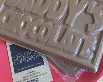 Daddy's Chocolate Bar